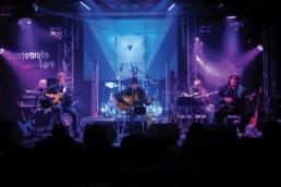 Kinnara Omaggio a Fabrizio De Andrè per Musica sulle Apuane 2020